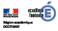 Région Académique Occitanie, the daily couture, stephanie bui