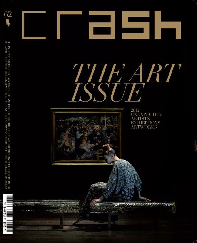 crash magazine, Stéphanie Bui