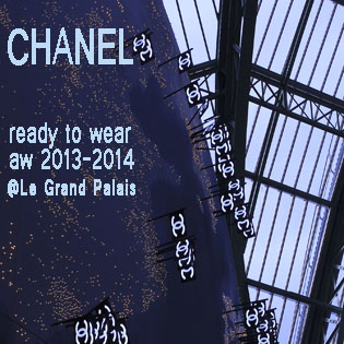 Chanel Ready-To-Wear AW 2013-2014 the daily couture