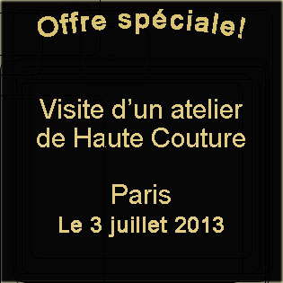paris haute couture tour, the daily couture