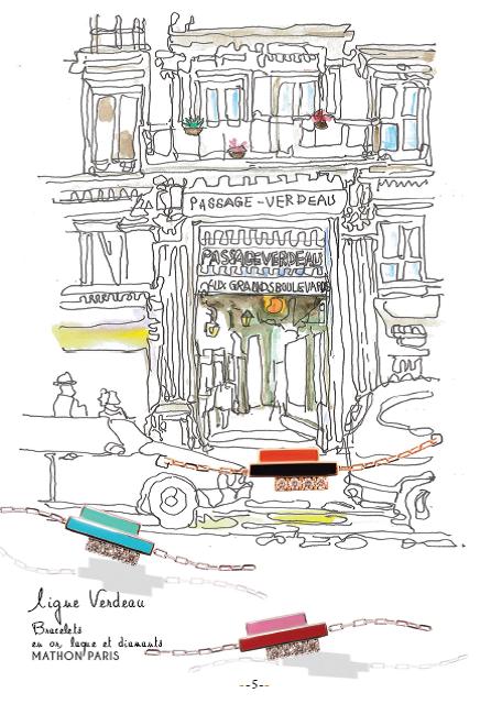 mathon paris, joaillerie, the daily couture, ete 2017