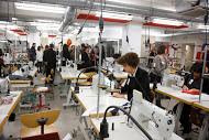 Inauguration de La Fabrique, école de mode et de la décoration