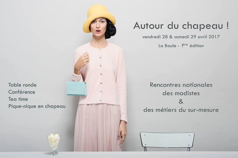 rencontres nationale des modistes & des métiers du sur mesure, the daily couture, stephanie bui